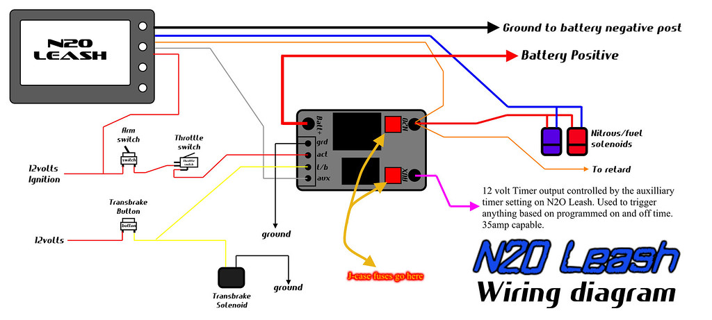 wiringdiagram XL new progressive controller page 7 yellow bullet forums leash nitrous controller wiring diagram at virtualis.co